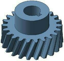 Manufacturers of Industrial Helical Gear in chennai