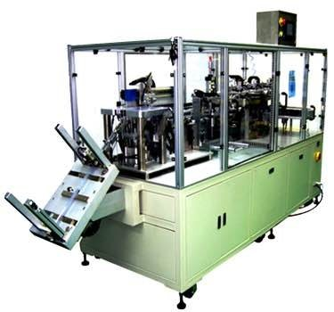 We are specialist in Special Purpose Machine. We dealing with Auto Component , electrical and electronics based OEMS. - by Master Linque Automation, Chennai