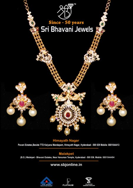A ture work of art crafted with passion & precision Sri Bhavani Jewels Himayath Nagar / Malakpet Call/Whatsaap :- 8801044413.