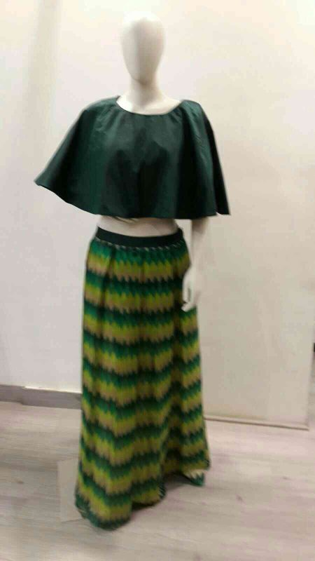 Croptop Skirt Latest Fashion buy now