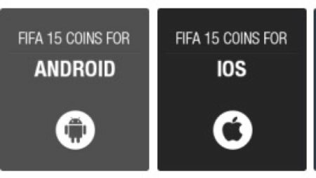 IOS & ANDROID FIFA COINS - by Fut Factory, Collier County