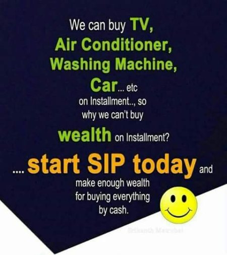 Start SIP Today !!!!!  - by DISHA Wealth Management, Mumbai