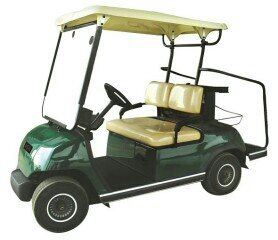 we are the manufacturer of best Golf Cart in Chennai. - by TriElectric Private Limited, Chennai