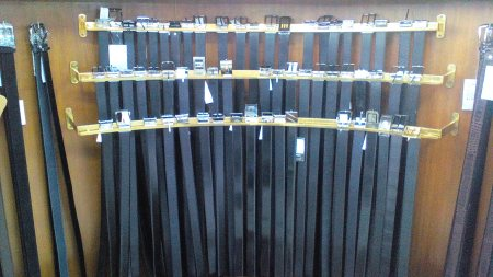 leather belts in Aurangabad - by The Raymond Shop ( Paras), Aurangabad