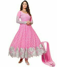 anarkali drees  - by Surat Creation, Surat