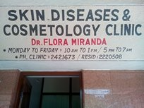 Best Skin Specialist & Cosmetologist in Panjim. Treatment for Pimple (Acne), Skin Diseases and Hair loss. - by Skin and Cosmetology Clinic - Dr. Flora Miranda, Panaji
