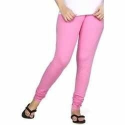 Manufacturer of Ladies Stylish Leggings for all colors & sizes.  - by Nivha International, Coimbatore