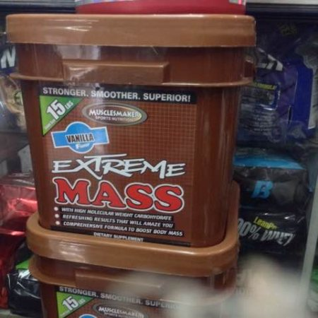 Best Extreme Mass supplements in Chennai. Features:high molecular weight carbohydrate and comprehensive formula to boost Body Mass dietary supplement. - by Supplements, Chennai