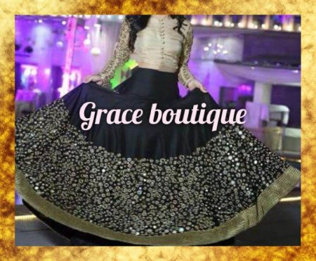 New skirt n blouse  - by Grace Boutique, Ludhiana