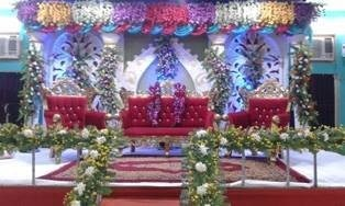 Flower decoration for wedding planning & birthday party & Reception , Etc. as like as .