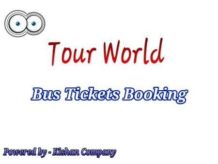 #Now_Available  Bus Ticket Booking - by Kishan Company, Morbi