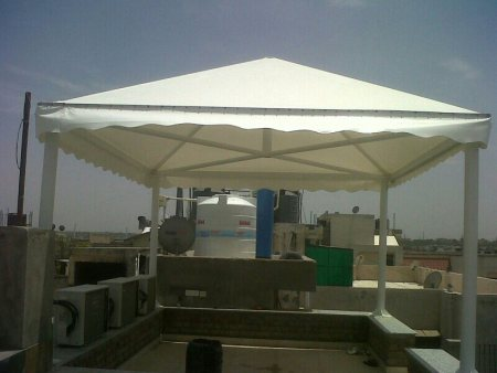 We are leading suppliers of leading manufacturers of and distributors of outside furniture's  and tensile structures for Restaurants, swimming pool, hotels, resorts, stadiums, sports centre, Beach Canopies  Resort Tents , Car Parking , Foo - by Delhi Tripal House, New delhi