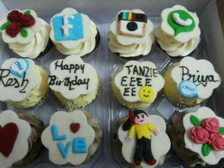 Best Cup Cakes in Hyderabad    - by Cupcake House, Hyderabad