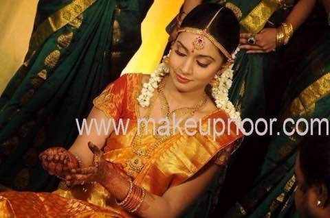 Best bridal makeup artist in Salem.