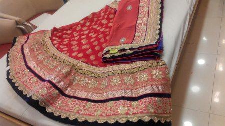 Ghagra odhani in Aurangabad - by Sheetal Wears, Aurangabad