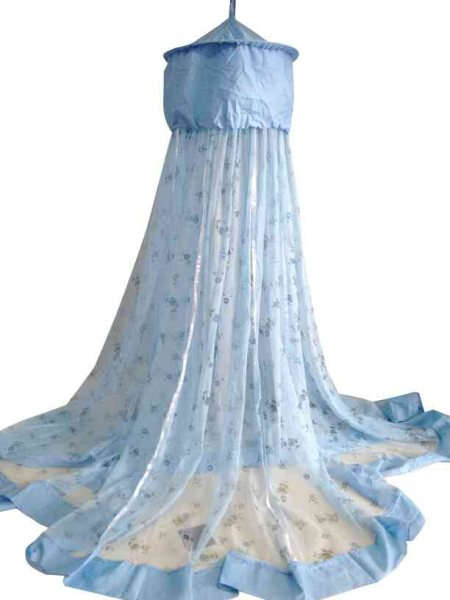 round hanging mosquito net size.   7*6 Price.   500/_ - by Mosquito Nets, Indore