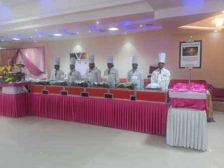 Murena waley Caterers has been providing culinary excellence in creative catering and wedding management for over 26 years. At Ultimate Caterer, we believe that entertaining is one of the most basic ways our clients express love, gratitude - by Murena Caterers, Delhi