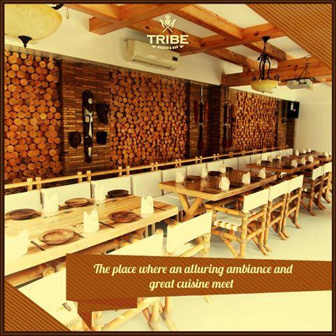 e the cozy ambiance for you to relax and unwind! Tasty food is now convenient too, with your favorite food from ‪#‎Tribe‬ is now being delivered! Best food court in Vasant Kunj Most visited places in Vasant Kunj Best places to eat in Vasant Kunj Seafood in Vasant Kunj Free Home delivery restaurants in Vasant Kunj