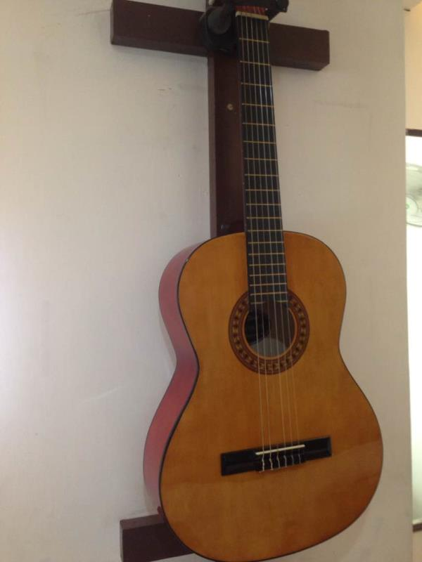 Buy a new classical guitar for just ₹5000/- only.