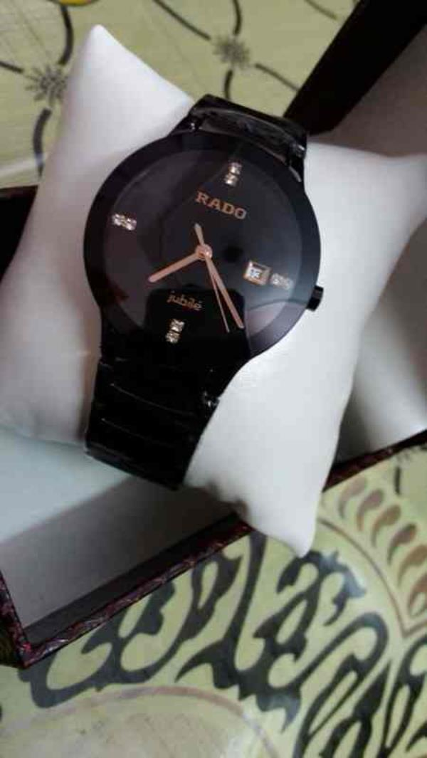 RADO JUBILE WATCH FOR BOYS  CONTACT FOR PRICE:- +91-9654571571 - by Classic Eyewear, Delhi