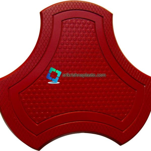 Plastic Paver moulds for all types of pavers and floor tiles - by FLOOR TILE PLASTIC MOULD, delhi