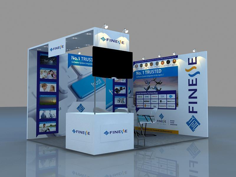 Inspiren is an Exhibition services company with competency in stand design, stand fabrication, custom built stands, modular stands and stand management services. Having the right exhibition stand design is great but execution is even more i - by inspiren, Bangalore