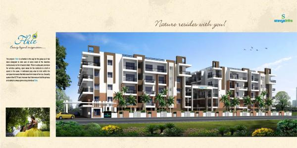 Sravya infra brings to you prestigious project