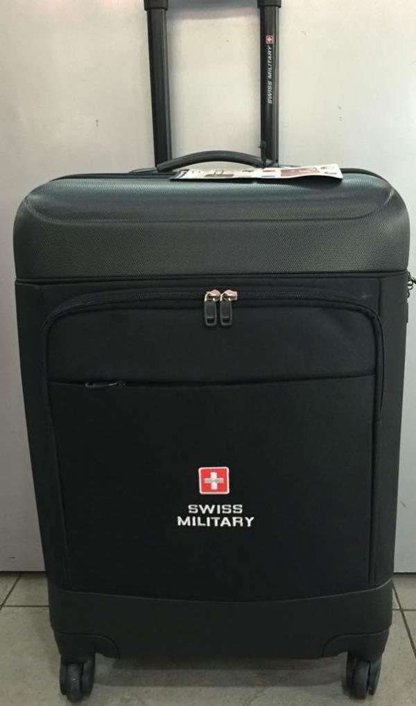 SWISS  MILITARY products available .. - by Luggage Point, Ahmedabad