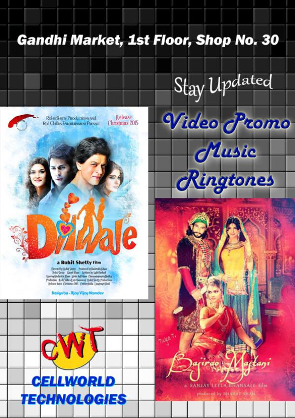STAY UPDATED WITH LATEST BOLLYWOOD FORTHCOMING MOVIES..