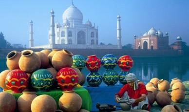 TOUR NAME: BEST OF NORTH INDIA  TOUR DAYS: 18 NIGHTS / 19 DAYS     This vibrant tour takes you to the splendid journey of the most beautiful and colourful states of India along with the Medieval India to Modern India. This classic itinerary encompasses iconic architectural and spiritual destinations of north India, including the Moghul highlights of Delhi, sand dunes of Thar Desert, magnificent palaces of the pink city of Jaipur, Ganges Aarti at Varanasi, the erotic sculptures of Khajuraho and off course the majestic Taj Mahal. Landing into the hustling and bustling capital of India, you travel north-west into the most colourful part of the State of Rajasthan which is an open air art gallery of 17th century. The exquisite art and crafts are still practiced to keep the tradition alive gives you chance to see the life continuing to save the heritage. Highlights of this tour includes an Elephant safari at Amber fort, a jeep safari of tribal villages, a camel ride on the sand dunes, a romantic dinner at desert camp and most romantic boat ride on Lake Pichola; as the lake shimmers with evening lights add to the romance.  This is a journey into the very heart of a land of staggering colour and culture. The trip continues east, taking you to the Wonder of the world 'The Taj Mahal' in Agra and the grand finale of this beautiful journey at the cultural capital of India, Varanasi with an Aarti ceremony at river Ganges, before ending in the heart of India at Delhi.  Travel ROUTE: - Day 01: Delhi Day 02: Mandawa 280 km Day 03: Bikaner 190 km Day 04: Jaisalmer 350 km (night stay at hotel) Day 05: Jaisalmer (night stay at luxury desert camp) Day 06: Jodhpur 290 km Day 07: Udaipur 270 km (enroute visit Ranakpur Jain temples) Day 08: Udaipur Day 09: Pushkar 270 km Day 10: Jaipur 140 km Day 11: Jaipur Day 12: Agra 240 km (enroute visit Fatehpur sikri) Day 13: Orchha 240 km (enroute visit Gwalior fort) Day 14: Khajuraho 170 km Day 15: Overnight train to Varanasi Day 16: Varanasi Day 17: Overnight train to Delhi  Day 18: Delhi Day 19: Departure  Detailed Travel itinerary: -   01 Day: New Delhi (Welcome to the capital of Incredible India!) •	Warm welcome to India! You will be received by our representative at Delhi Airport and proceed to your hotel. On the way, your tour guide will present you all your tour documents, helpful information on getting around in India and also your complimentary mobile phone. The rest of the day is at your leisure to settle in. Depending on your arrival time, if you'd like to begin exploring Delhi on the very first day of your arrival, your driver is always available there at your disposal to escort you anywhere you'd like to go.  •	Introduction: Delhi is the capital of India and its third largest city. Delhi is one of the oldest continually inhabited cities in the world. Having been the capital of several empires in ancient India, Delhi is a major city in the old trade routes from northwest India to the Gangetic Plains. Delhi consists of two parts – New Delhi, the city created in 1911 as the imperial capital of India by the British and the Old Delhi, the Muslim capital of India between the 17th and 19th centuries.  •	Stay overnight.  02 DAY – Mandawa (Shekhawati Region Silk Route) 250 km/ 4 hours 30 minutes (approx)  •	After breakfast depart for Mandawa (famous for beautiful old mansions and Havelis and frescoes paintings). On arrival check in hotel and relax. Later visit famous forts and Havelis including Hanuman Prasad Goenka Haveli, Goenka Double Haveli, Murmuria Haveli, Gulab Rai Ladia Haveli etc and enjoy traditional village life.  •	Mandawa is a remote feudal principality in the centre of the Shekhawati region, Mandawa was a trading outpost for the ancient caravan routes that stopped here from China and the Middle East. Thakur Nawal Singh, the Rajput ruler of Nawalgarh and Mandawa, built a fort in 1755 to protect this outpost. The township that grew around the fort soon attracted a large community of traders, who settled here. These towns and the nearby areas of Shekhawati region are famous for its beautifully painted Havelis (mansions) which were constructed by wealthy merchants of the region in the 18th and 19th centuries.  •	Stay Overnight.   03 DAY - Bikaner - 190 km/ 02 hour drive  •	Beauty bloomed in a Desert! Bikaner is located in the northwest of the state of Rajasthan 330 km northwest of the state capital Jaipur. It is known for its architectural splendors. The dusty desert town of Bikaner was formerly the capital of the Princely State of Bikaner and was founded by Rao Bika. Today it has developed into the fifth largest city in Rajasthan. Bikaner is famous for sweets and namkeens. The Royal Family of Bikaner still lives in Lal Garh Palace, which they have converted into a heritage hotel.   •	Proceed to Bikaner and enroute see the famous Rat temple (optional). In the afternoon you will be taken on a half day city tour where you visit the magnificent 16th century Junagarh fort, which houses within it a series of beautiful old palaces, temples and a mosque. Raja Rai Singh founded the fort, which has 37 bastions. An enormous arched doorway leads to the Joramal temple, after which we visit the Har Mandir, the royal chapel where royal weddings and births were once celebrated and also visit to Asia's only Camel Research and Breeding farm managed by government. •	Overnight in Hotel.  04 DAY - Jaisalmer (The Golden City) 350 km/ 06 hr drive  •	Jaisalmer, well known as