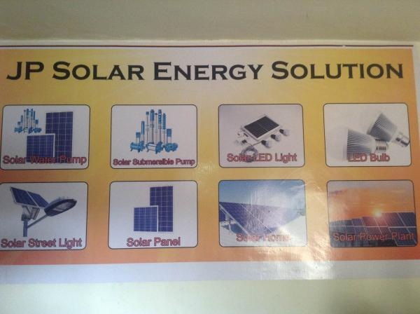 Solar panel manufacture in ahmedabad - by JP SOLAR ENERGY SOLUTION, Ahmedabad