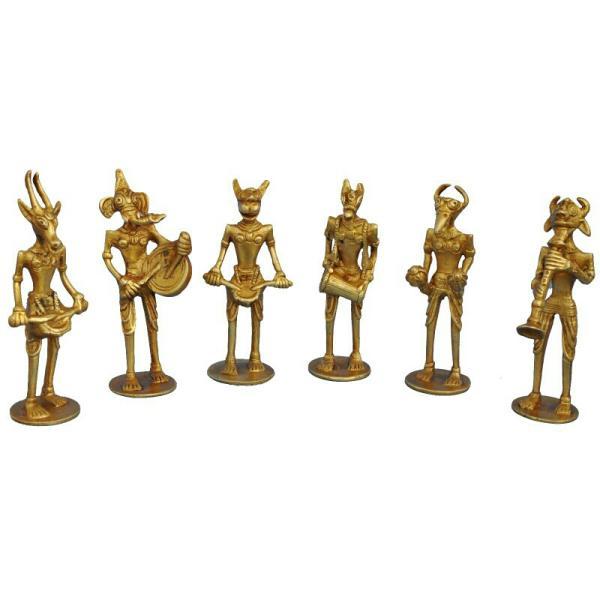 brass handicraft showpieces - by Sarjan Handicraft, Rajkot