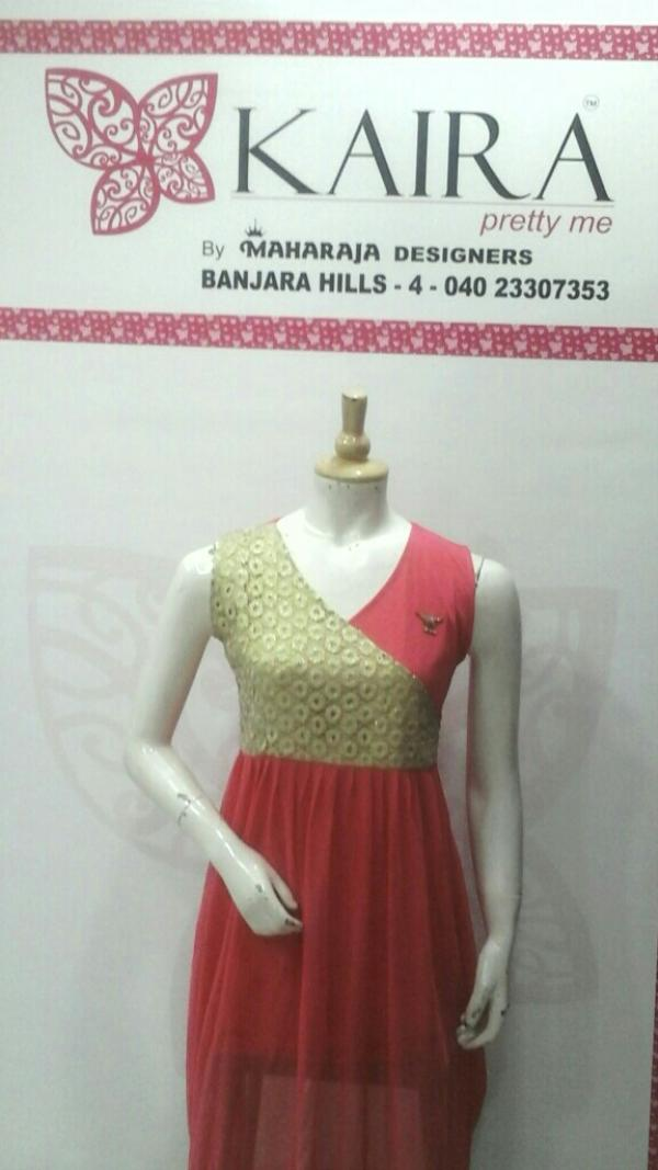 WESTERN TOP ( 1 - PIECE )  SIZES :- L  COLRS :- PICH  MRP :- 1150 / -