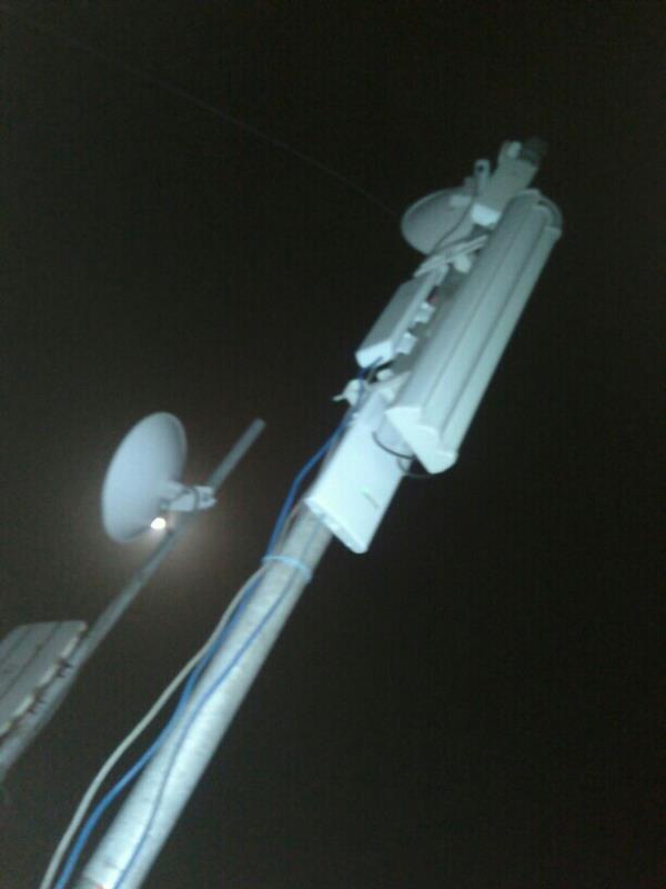 WiFi network  - by Vision Technology, Junagadh