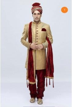 latest range of designer mens indowesterns and sherwanis