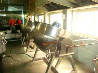we are engaged in the manufacturing of highly durable and productive Steam Kettle ( Paneer Kettle , Khoya kettle , Mawa kettle , Sauce Kettle , Cream Kettle , Mixing Kettle). These steam jacketed kettles are offered in the range from 50 L t - by Urjex Boilers Pvt Ltd, Delhi