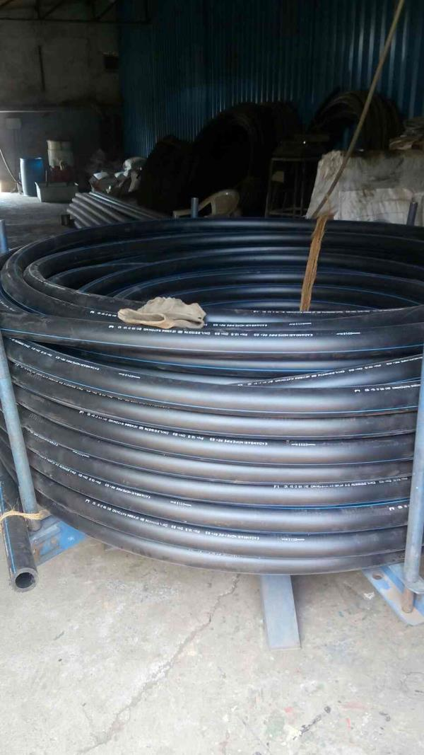 we are prime manufacturer of HDPE pipe in Rajkot. - by Kadambari Polyplast, Rajkot