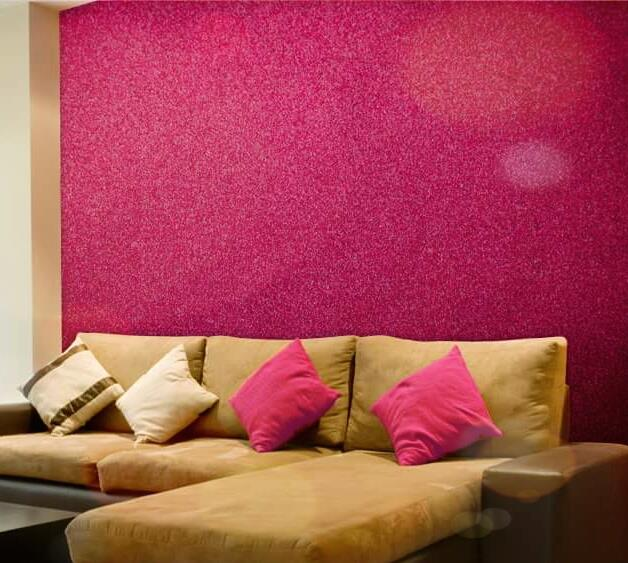 Silk Luxury Emulsion is a one of its kind experience for your walls. Treat your walls to a treat of a #lifetime!  - by Quality Paints, Pune