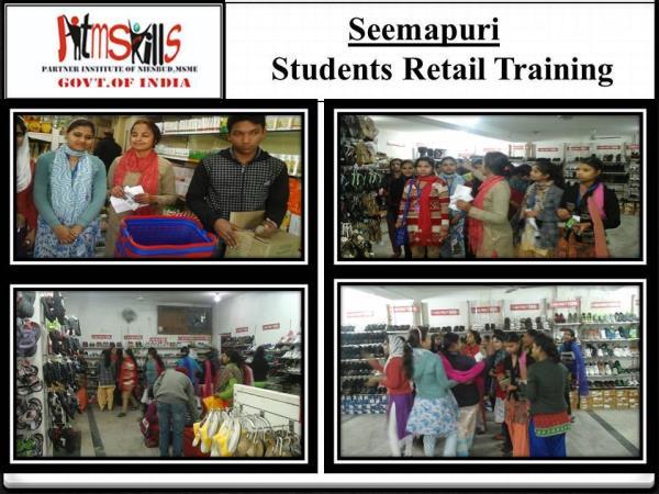 JITM Skills Training!  JITM giving training to the students at Seemapuri, New Delhi.  #Students Retail Training - by JITM SKILLS, East Delhi