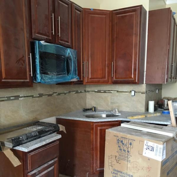 Doing new kitchen  - by ML Ullah Construction Co., Kings County