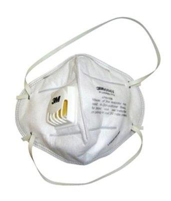 3M 9004V/GV Mask (Pack of 10) Brand Name 3M Colour Name White/Gray Item Weight 100 grams Material Type Non woven fabric Number of Item - by Tack Innovations, Delhi