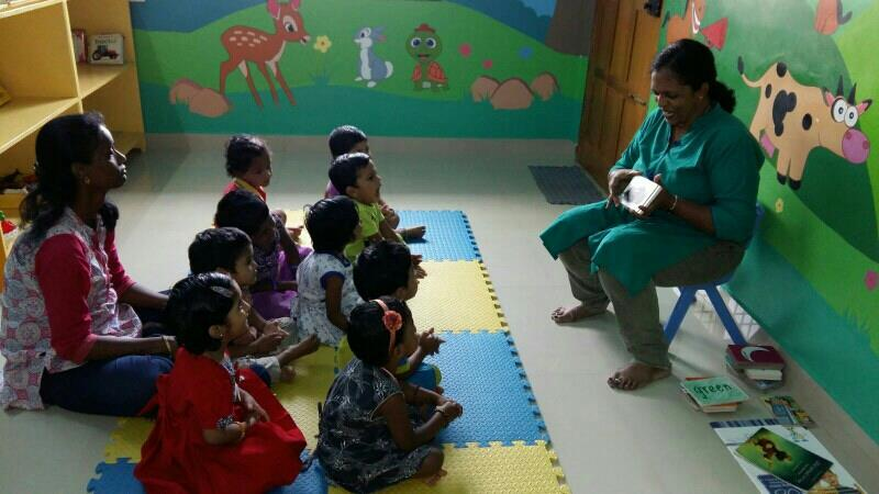 kids story time - by Skybloo - 9840374482, Chennai