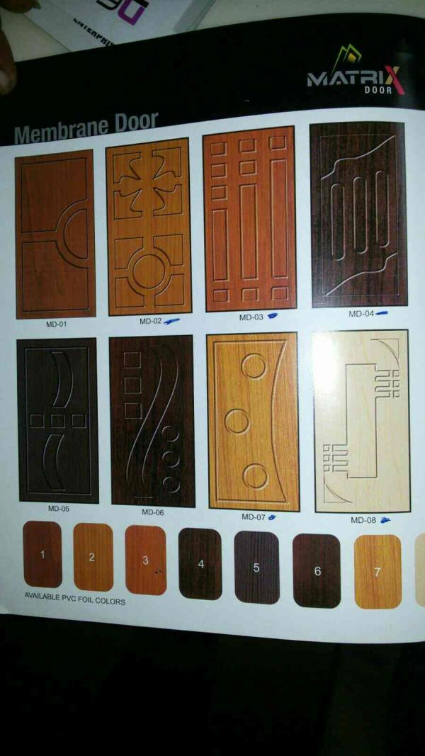 we are leading manufacturer of lamination doors in rajkot.