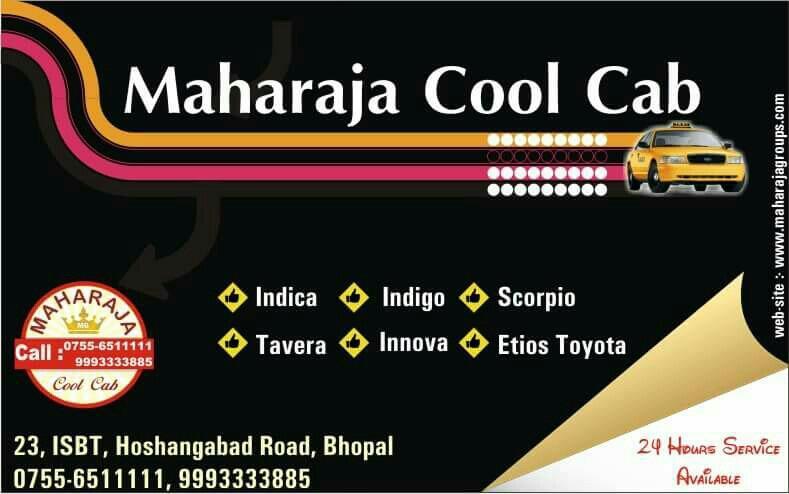 Car Hire In Bhopal - by Maharaja Cool Cab, Bhopal