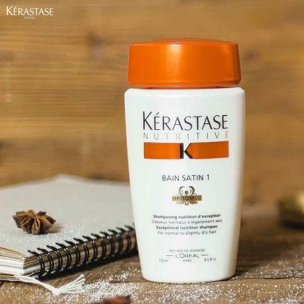 Winter can be harsh on hair - protect it from dryness with the exceptional nourishing power of our bestselling Kerastase Nutritive shampoo. ‪#‎Kerastase‬ ‪#‎DailyHair‬ ‪#‎Nutritive‬ #Naturals #Salon #Bangalore  - by Naturals Lounge  Salon Spa Makeup Studio, Bangalore