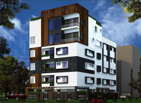 Parasmani green leaf    Luxury flats for sale in Bangalore  - by Parasmani Luxury Homes, Bangalore Urban