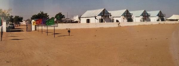 Camel safari dunes camp sam resort jaisalmer - by camel safari dunes camp, Sam