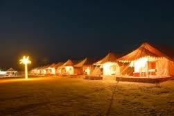 jaisalmer night camp - by camel safari dunes camp, Sam