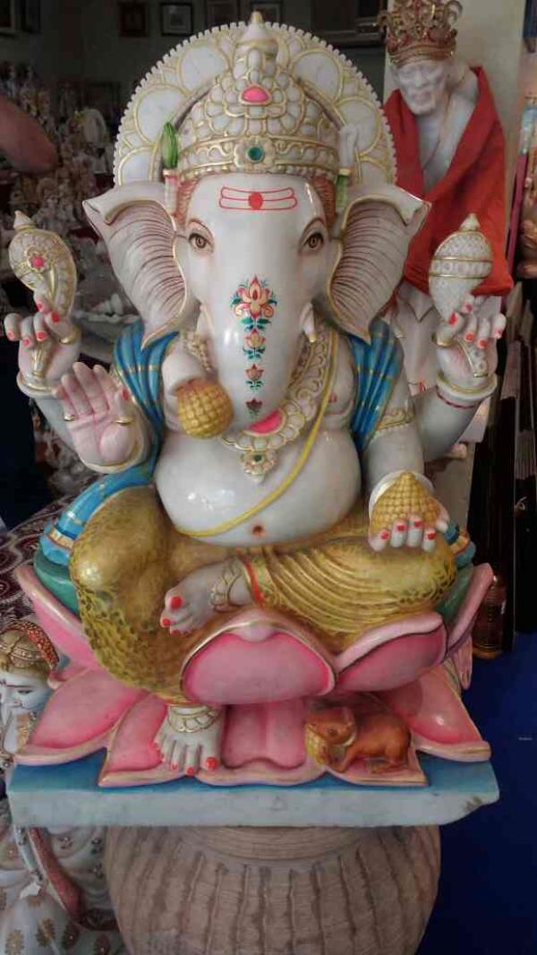 Ganesh Statue Manufacturers in Chennai - by Le Royal Kraft, Chennai
