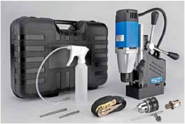 Best BDS Magnetic Core Drill Machines Made in Germany, provider in Pune. German Quality. - by Kismat Machinery Sales, Pune